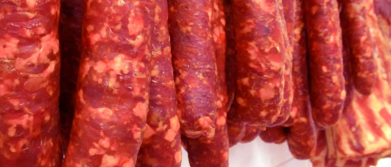 Domáce mäsové výrobky